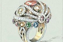 кольцо эскиз