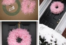 wreaths for any occasion / by Tina Hayes