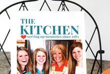 Scrapbook - Cookbook / by Erin Schrader