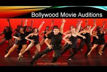 Bollywood Movie Auditions in India