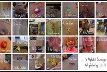 Kids learning through play