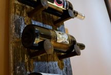 Ideas: Wine display