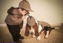 Perros y humanos, mismo disfraz