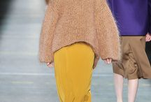chunky mohair knits