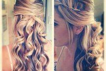 Wedding hair ideas / by Rachael Wheeler