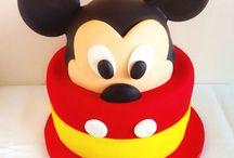 Tarta Mickey Mouse 2 / www.memcakesandcookies.com