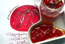 Let's jam / sweet marmalade and jams
