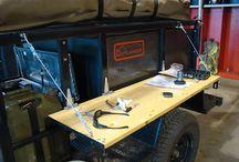 Project bagagewagen; inspiratie