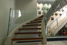 Escadas Curvas