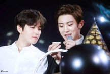 →b.bh + p.cy // chanbaek / 변백현 × 박찬열  —for the two retarded lovebirds who are virtually relationship goals