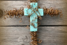 Crosses / by Carolyn Ford Brownell