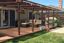 A Deck for Entertaining / Inspiration for an outdoor room
