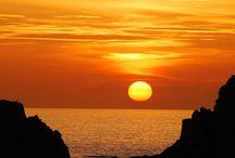 Puestas de Sol • Sunsets