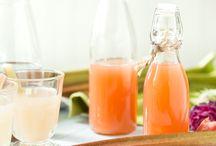 Frucht im Glas