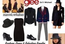 Clothes Glee