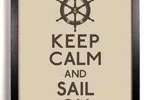 Sailing. And everything about it.