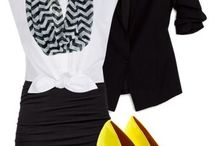 Business Casual Inspiration! / by Jade S