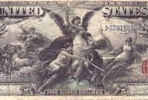 Paper money: US / The United States doesn't have the most exciting paper money in the world, but it does have a rich history. Here's a look at some money from today and from days gone by, including money that doesn't technically exist anymore.