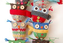 Knit, Crochet, Needle Arts