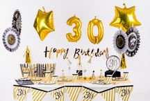 30 urodziny w stylu Hollywood