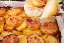 fırında patates