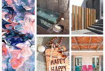 Termijtelen interieur | ontwerp / Inspiratie per maand