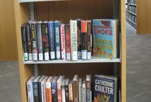 Henry County Library Book Displays / Wonderful book displays straight from the creative minds of the Henry County Library staff.