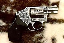 Guns!!! / by Sarah Eargle