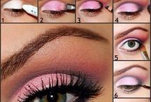 Eyeshadow ideas and tutts