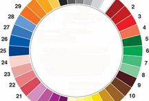 discos de cores