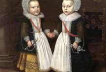 deti v portretnej tvorbe