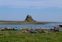 Holy Island / A beautiful, unspoilt little bit of heaven...... / by Sue Parker