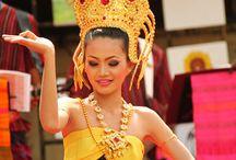 Tailandia / El país de las sonrisas.