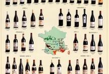 vin rouge francais