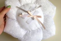 Wedding Accessory / Customized accessories for your wedding day www.lallettacreativa.it