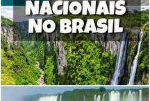 PARQUES NACIONAIS, BELOS LOCIAS