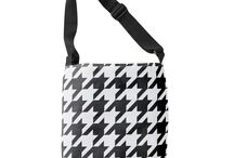 All-Over-Print Tote and Cross Body Bags