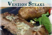 Venison meals