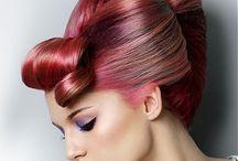 Vintage Hair/Beauty Inspiration / by Kailey Alexandra