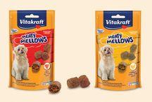 Cani, cagnolini, cagnoloni! Il mondo Vitakraft è pieno d'amore per gli animali! ❤️