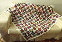 Manta para sofá e tapetes