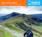 Ordnance Survey OL Explorer Maps 1:25,000 / The new for 2015 Ordnance Survey Outdoor leisure Explorer maps at a scale of 1:25,000 or two and half inches to the mile. The ideal walkers map
