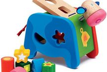 Koko puff toys