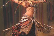 Dança Tribal