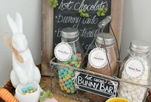 Spring & Easter / Spring decorating plus Easter ideas.