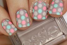 Nail art / Nagellak voorbeelden