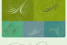 Tipografia / Uma paixão! *-*