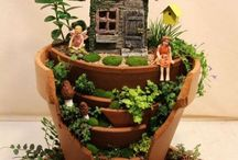 jardin de fee
