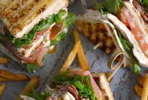 ricette sandwich