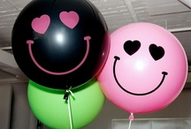 Balloons / Nobody can be uncheered with a balloon. / by Pati's Pin House